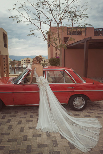 Beautiful Bridal Collection By Tal Kahlon | ALL FOR FASHION DESIGN