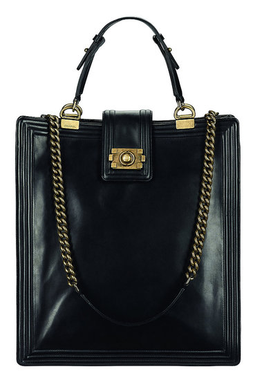 Photos and Details on New Chanel Boy Bag Collection Photo 5