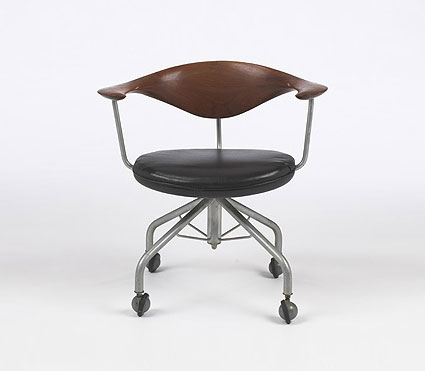 Swivel chair, model #50 | Wright