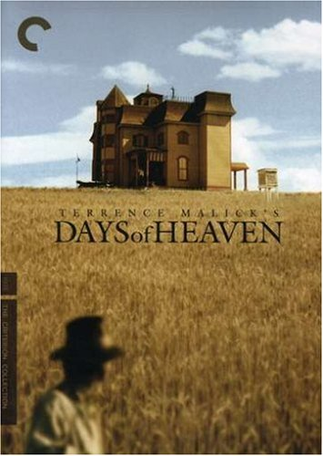 Amazon.com: Days of Heaven (The Criterion Collection): Richard Gere, Brooke Adams, Sam Shepard, Terrence Malick: Movies & TV