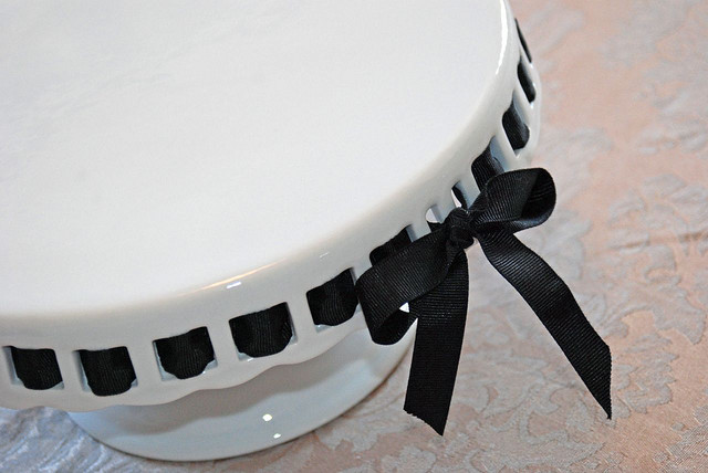 new cake stand | Flickr - Photo Sharing!