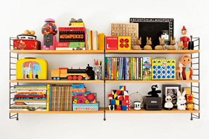 Nordic Deco Ideas for Kids' Rooms 北欧の子ども部屋デコ・アイデアブック