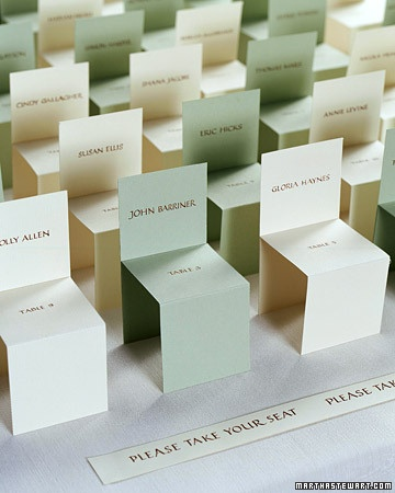other / Escort Card