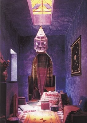 bohemian love / walls and ceiling