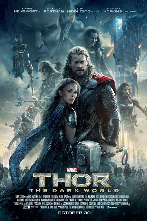 'Thor: The Dark World' Debuts First Clip: Gods Clash (Video)