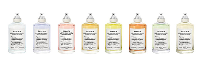 "Maison Martin Margiela ""Replica"" Perfume Collection 