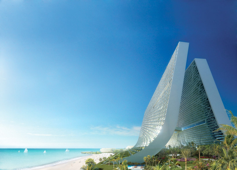 oppenheim architecture + design: marina + beach towers