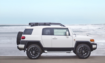TOYOTA FJ CRUISER CUSTOM PROJECT </br> Ron Herman × TOYOTA FJ CRUISER × IKURA - Ron Herman