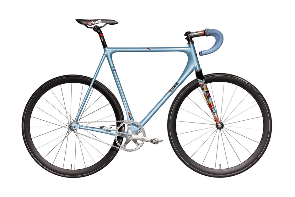Cinelli Laser Nostra Limited Edition Prototype for (RED) | Hypebeast