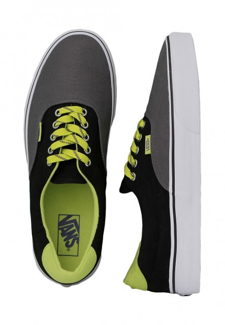 Vans - Era 59 3 Tone Pewter/Lime Punch - Shoes