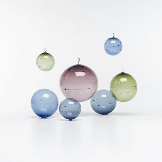 Sunballs, set of seven / Timo Sarpaneva < Objects < Shop | Wright Now