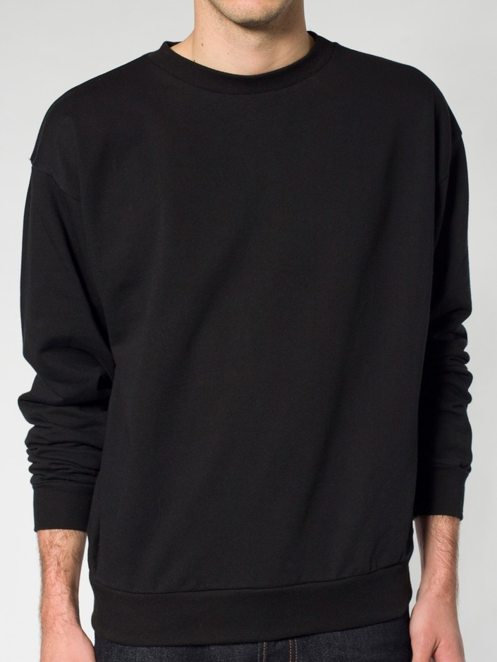 California Fleece Pullover | American Apparel