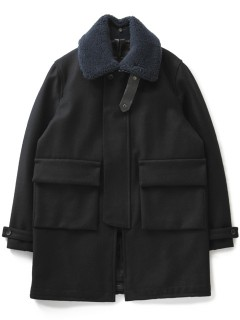LOVE online store|MEN  G-1coat (black)