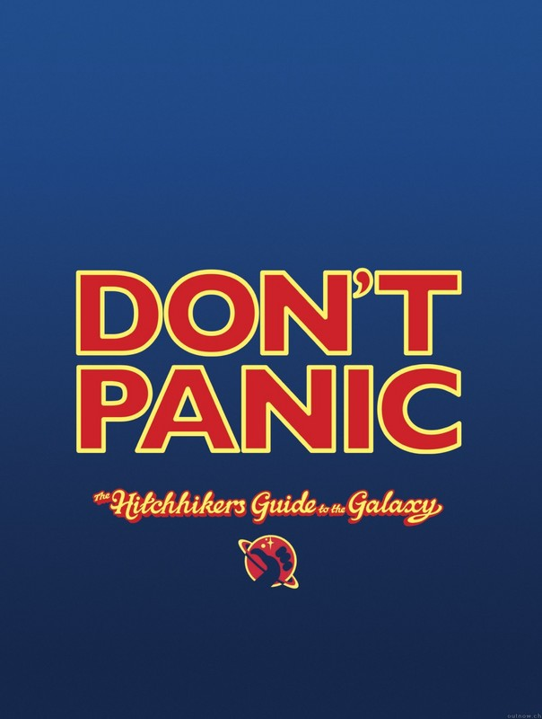 The Hitchhiker's Guide to the Galaxy - Google 画像検索