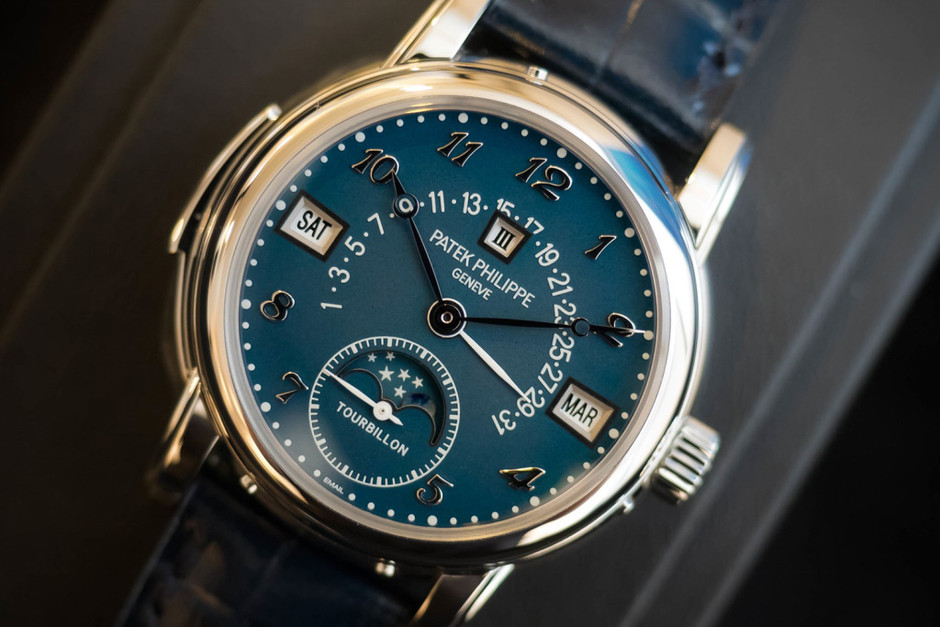 Steel Patek 5016A is the Most Expensive Watch of All Time
