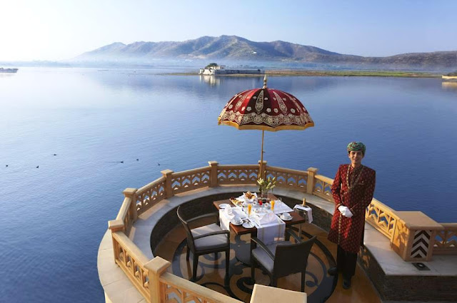 Passion For Luxury: The Leela Palace Udaipur India