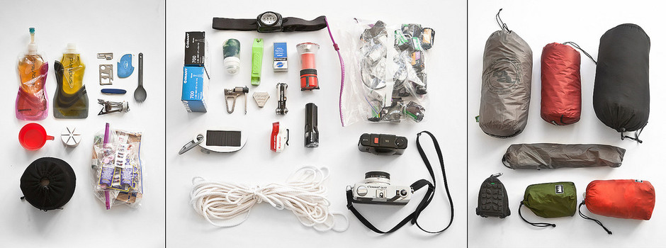 bike touring packing list | Flickr - Photo Sharing!