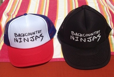 Backcountry Ninjas Hat · BACKCOUNTRY NINJAS · Online Store Powered by Storenvy