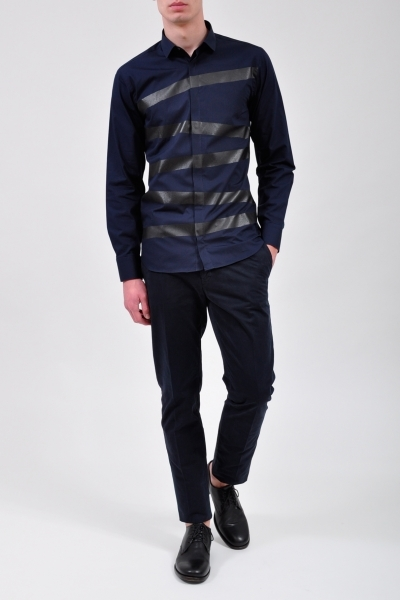 Neil Barrett Striped Shirts for Spring/Summer 2011 • Selectism
