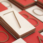 Design   Healthy House Numbers   Single Servings by Catral Doyle Creative co. a Milwaukee Design Company