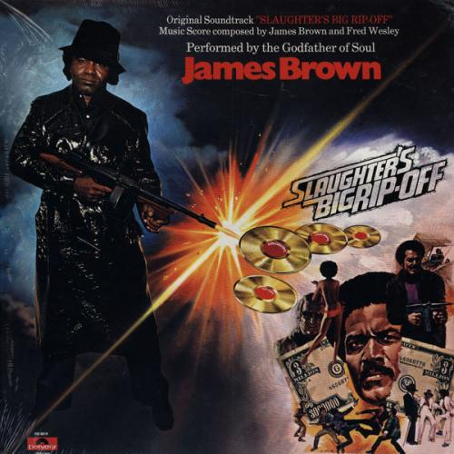 JAMES BROWN(LP 180g重量盤) SLAUGHTER'S BIG RIP-OFF (180 GRAM)