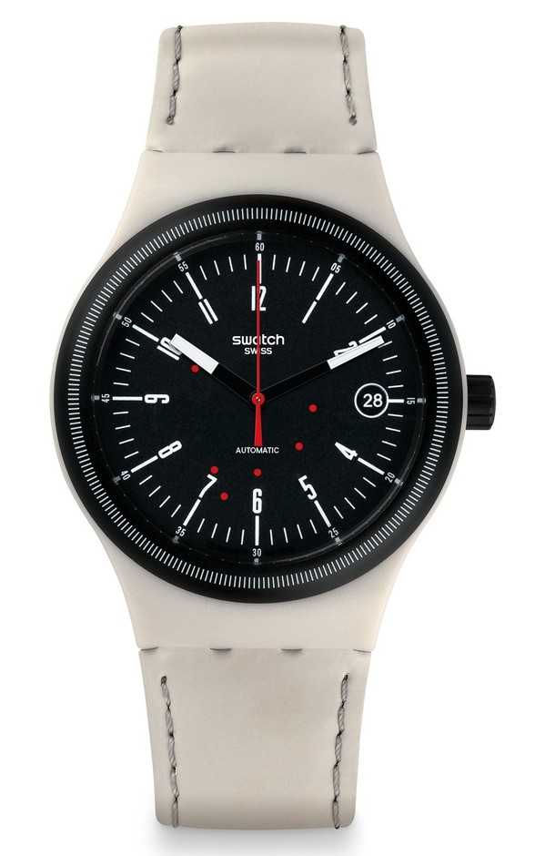 Swatch Sistem51 Watch - Cool New Styles For 2015 | aBlogtoWatch