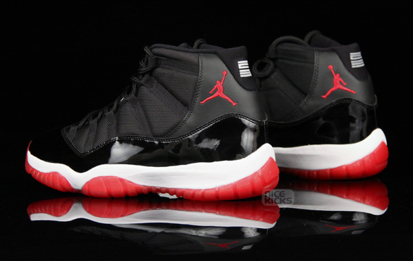 Air Jordan Original - OG 11 (XI) Black - True Red - White | SneakerFiles