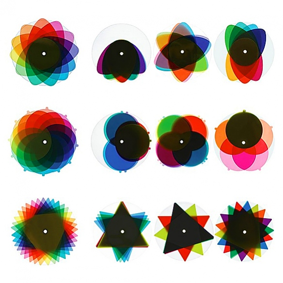 Diskiness Color Wheels | moddea