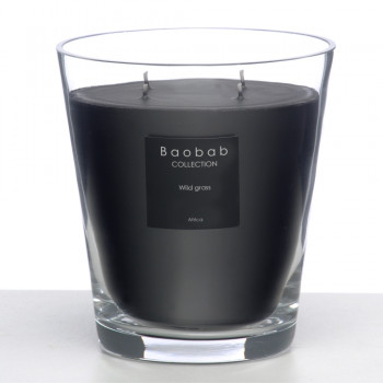 Baobab Collection | Scented Candle - Wild Grass - 10cm by Baobab Collection