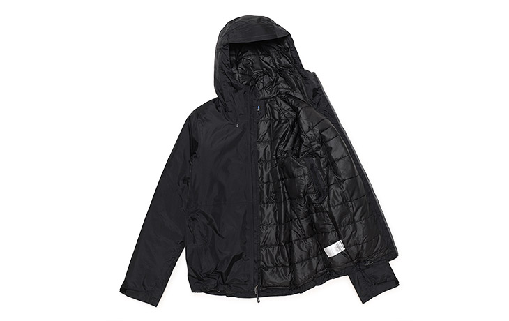 Patagonia/Men's Insulated Torrentshell Jacket-BLK