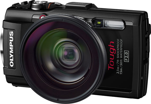 Olympus STYLUS TOUGH TG-3 Features Variable Macro System and Focus Stacking - Photoxels