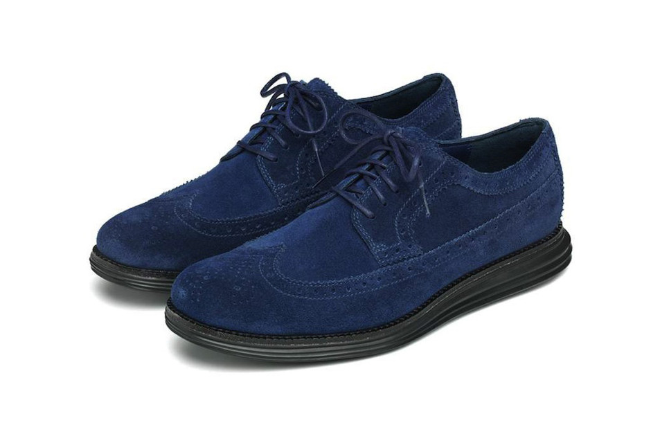 Cole Haan Shoes for Fragment Design Lunargrand 2013 Looks • Selectism