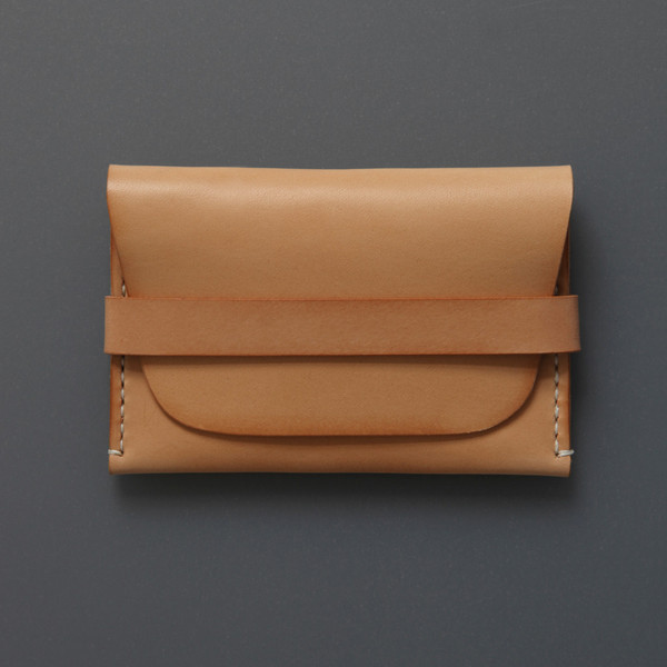 LABOUR AND WAIT | Leather Wallet