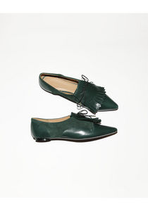 Marc Jacobs / Pointy Toe Tassel Oxford | La Garçonne