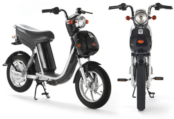 FlyKly Electric Bicycle | Cool Material