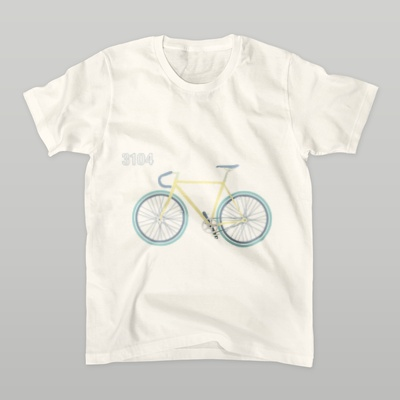 cross  bike  vitaminC Tシャツ