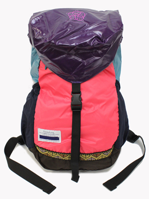 ficouture『PACKABLE TRAVEL BAG』(PINK) の通販 | カラメル