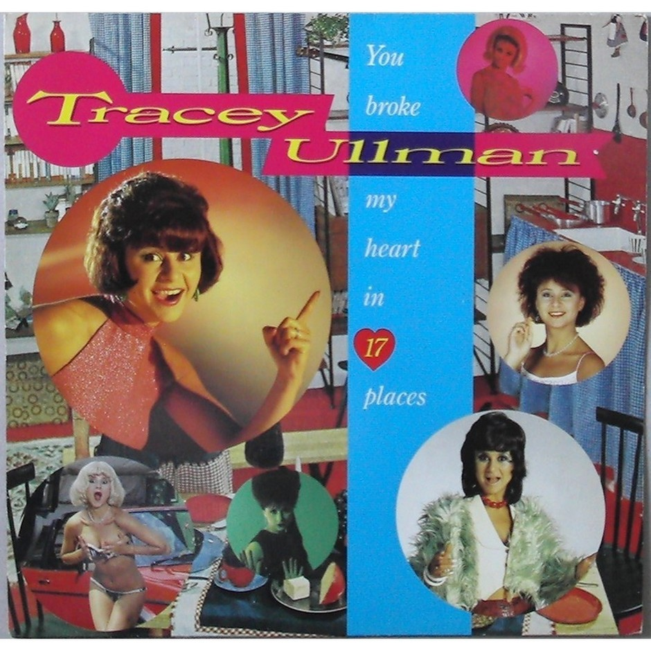 TRACEY ULLMAN you broke my heart in 17 places, LP for sale on CDandLP.com