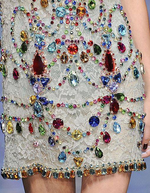 Sequins are a must! I love to Sparkle! / ZsaZsa Bellagio