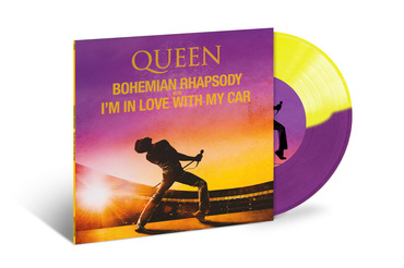 Queen - Bohemian Rhapsody / I'm In Love With My Car – Rough Trade