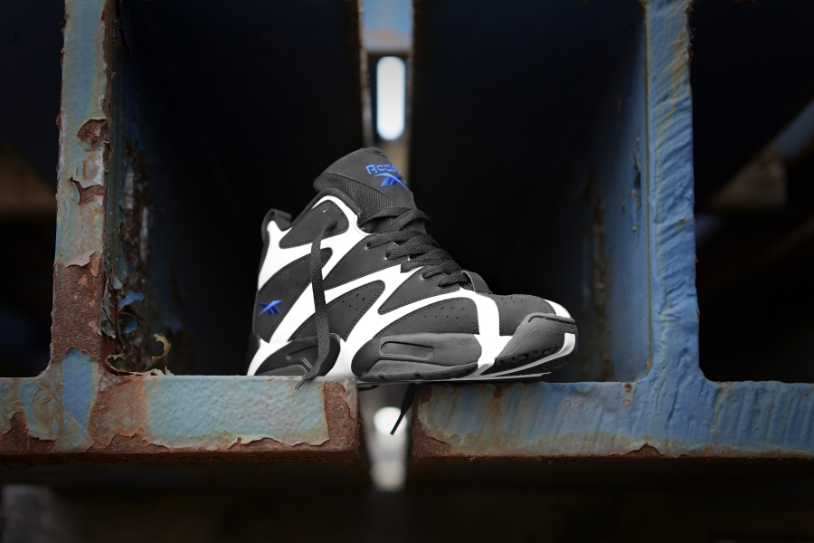 Reebok Kamikaze 1 - Black - White - Blue - Page 2 of 2 - SneakerNews.com