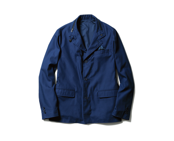 uniform experiment | PRODUCT | REVERSIBLEM-65 BLOUSON (FABRIC MIX)