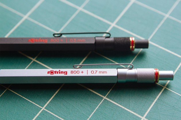 rOtring 800+ Mechincal Pencil with Stylus Tip 2014 - Photos • Selectism