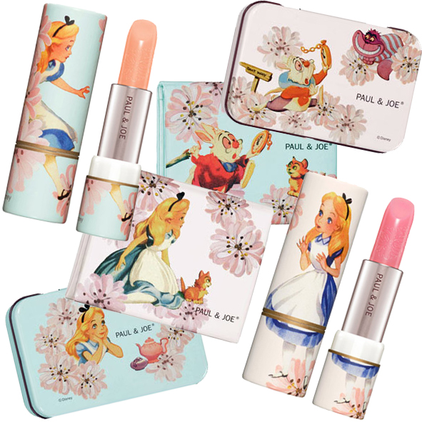 Paul & Joe's Alice in Wonderland Beauty Collection | CHIC INTUITION... Starting the Style Revolution!