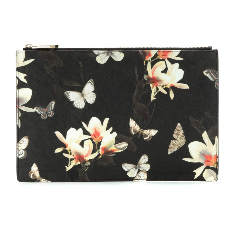 mytheresa.com - Iconic Print clutch - Current week - New Arrivals - Givenchy - Luxury Fashion for Women / Designer clothing, shoes, bags
