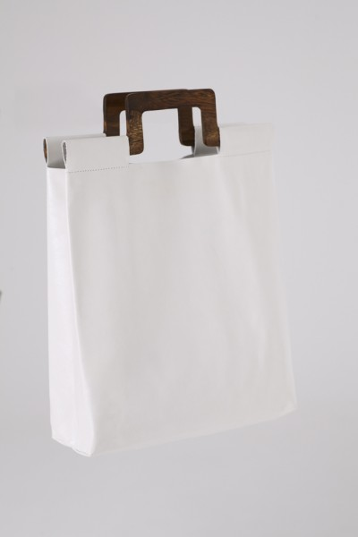 Wooden Handle Bag - Bags - Accessories