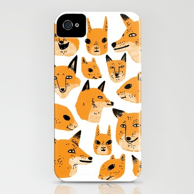 Woodland iPhone Case by Jack Teagle | Society6
