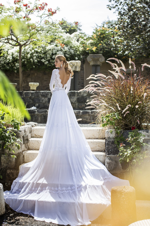 NEW SUMMER WEDDING COLLECTION BY NURIT HEN | ALL FOR FASHION DESIGN