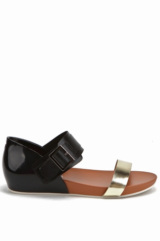 Lyst - United Nude Sandals in Black