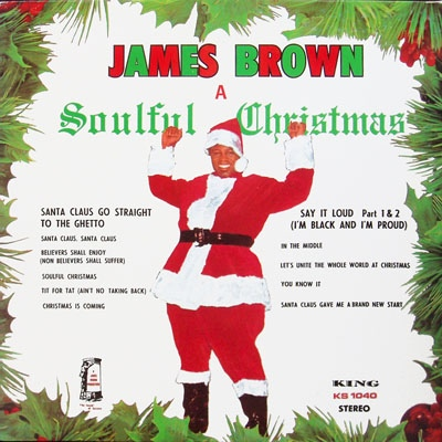 James Brown - A Soulful Christmas at Discogs